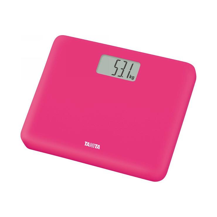 タニタ デジタルヘルスメーター ピンク HD660PK の商品画像