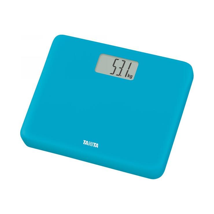 タニタ デジタルヘルスメーター ブルー HD660BL の商品画像