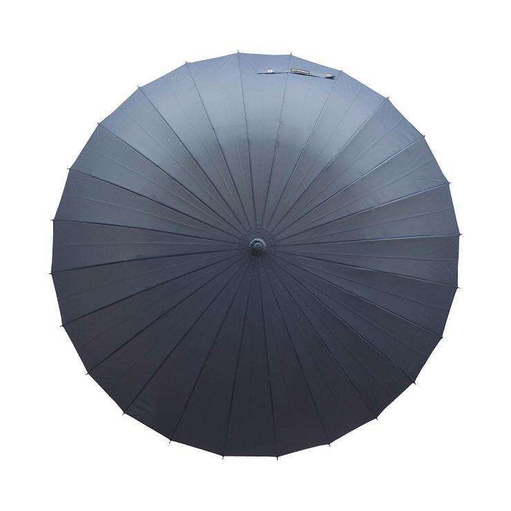 マブ 超軽量24本骨傘 インディゴ MBU‐24P05  の商品画像