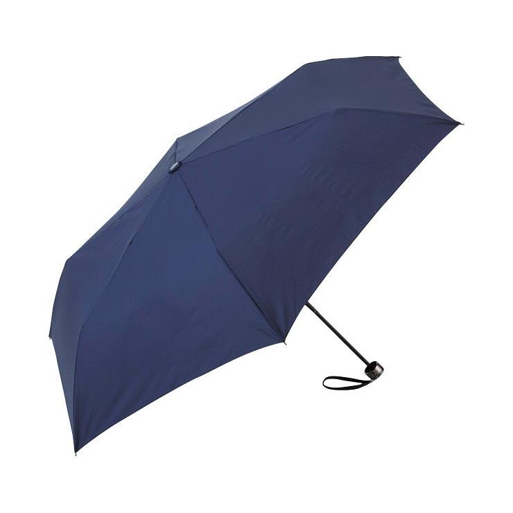 男女兼用 耐風ミニ傘 ネイビー OBH‐02WSN の商品画像