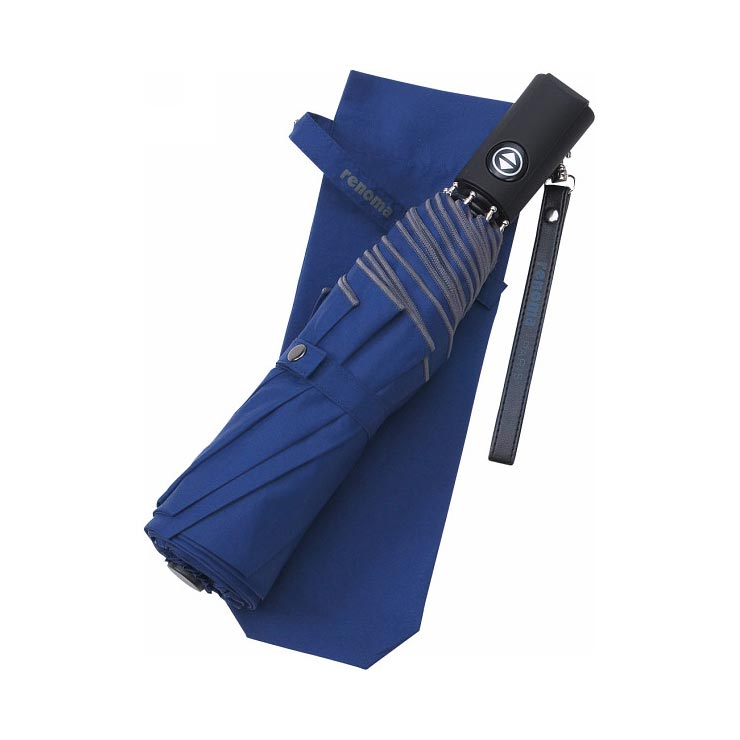 レノマ 自動開閉ミニ傘ネイビー RE5011A の商品画像