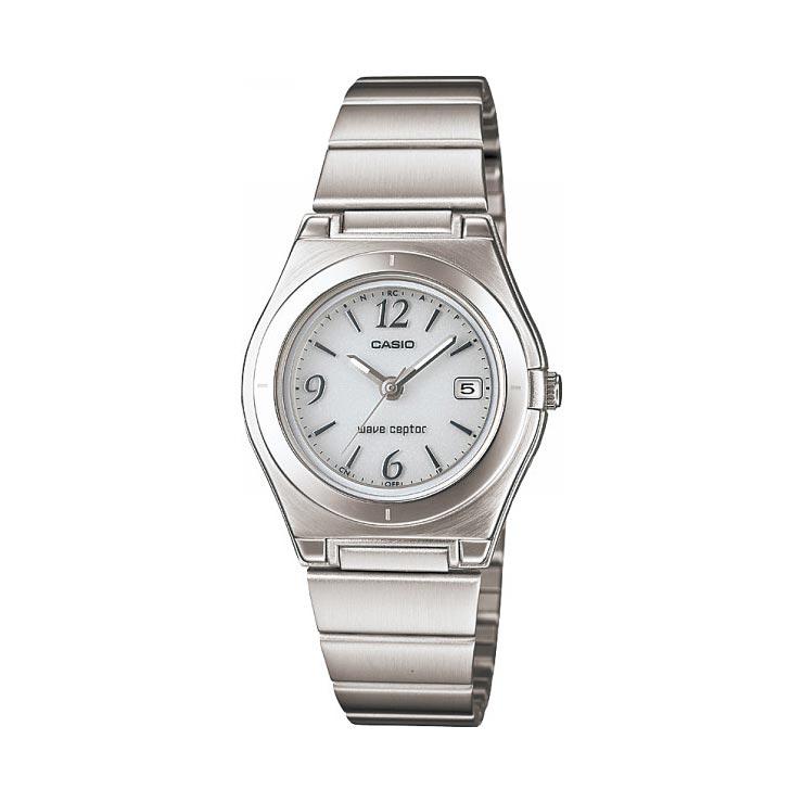 カシオ ソーラー電波レディース腕時計 ホワイト LWQ−10DJ−7A1JF の商品画像
