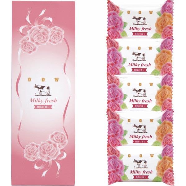 牛乳石鹸 ミルキィフレッシュセット MF−5 の商品画像