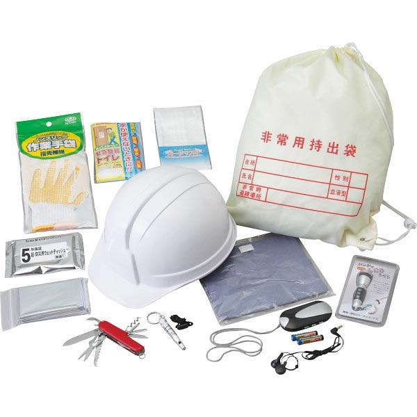 防災用ヘルメット12点セット BH−500 の商品画像