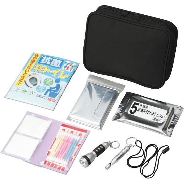 携帯用避難7点セット KP7‐200 の商品画像