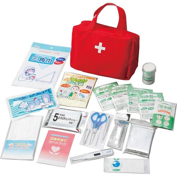 救急バッグ21点セット KB21−500 の商品画像